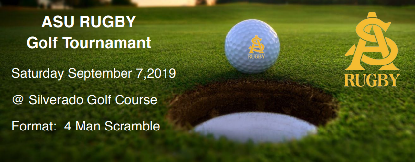 2019 ASU Rugby Golf Tournament